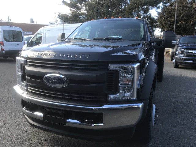 2018 F-550 Super Cab DRW 4x4, Reading Service Body #X0418 - photo 3