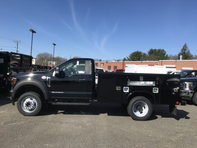 2018 F-550 Regular Cab DRW 4x4, Reading Service Body #X0459 - photo 4