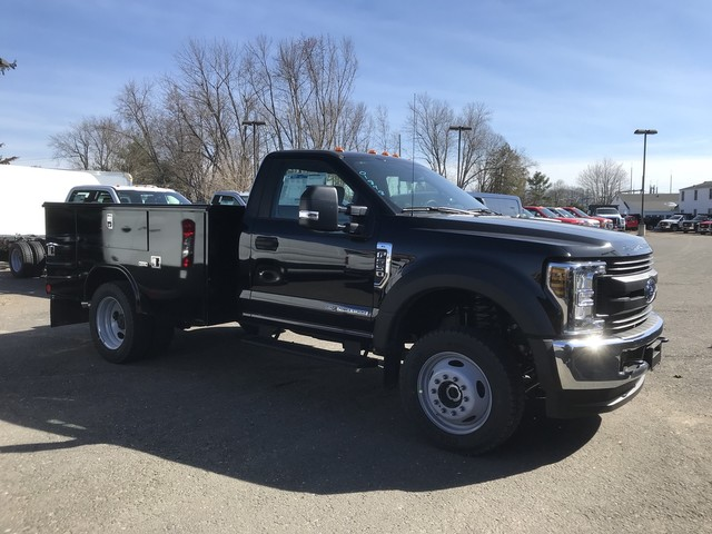 2018 F-550 Regular Cab DRW 4x4,  Reading Classic II Steel Service Body #X0459 - photo 6