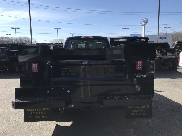 2018 F-550 Regular Cab DRW 4x4,  Reading Classic II Steel Service Body #X0459 - photo 8