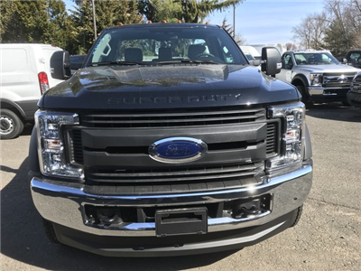 2018 F-550 Regular Cab DRW 4x4,  Reading Classic II Steel Service Body #X0459 - photo 5