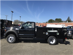 2018 F-550 Regular Cab DRW 4x4,  Reading Classic II Steel Service Body #X0459 - photo 4