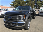 2018 F-550 Regular Cab DRW 4x4,  Reading Classic II Steel Service Body #X0459 - photo 3