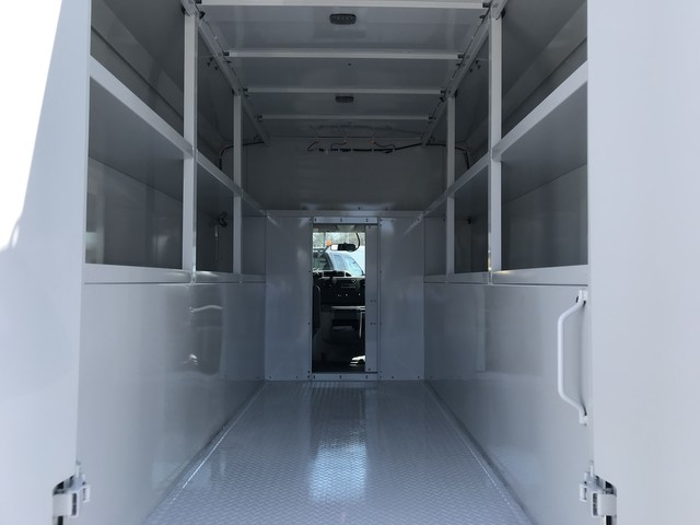2018 E-350, Reading Service Utility Van #X0462 - photo 12