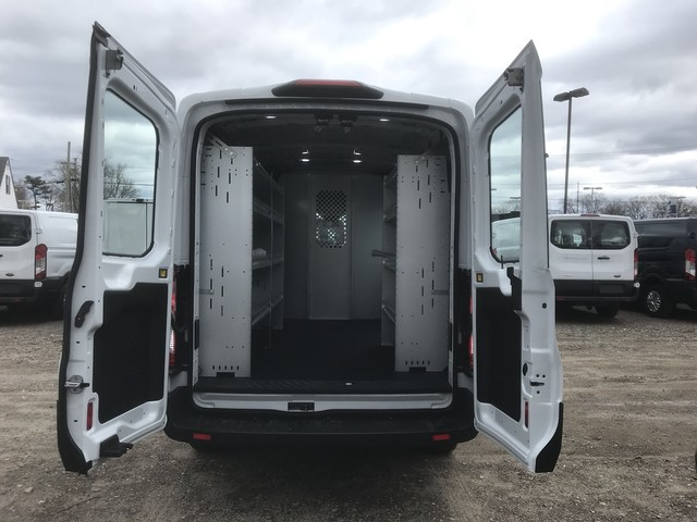 2018 Transit 250 Med Roof, Ranger Design Upfitted Van #X0474 - photo 2