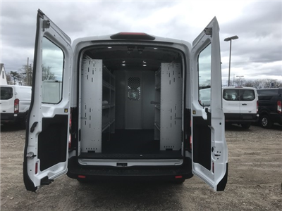 2018 Transit 250 Med Roof 4x2,  Ranger Design Upfitted Cargo Van #X0474 - photo 2
