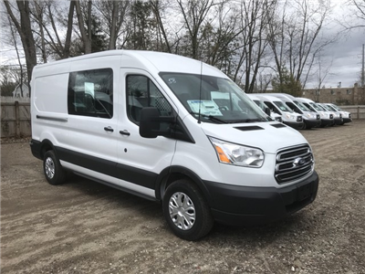 2018 Transit 250 Med Roof 4x2,  Ranger Design Upfitted Cargo Van #X0474 - photo 3