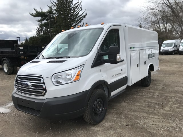 2018 Transit 350,  Cab Chassis #X0499 - photo 3