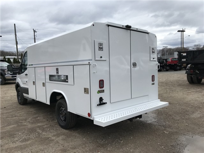 2018 Transit 350 4x2,  Reading Aluminum CSV Service Utility Van #X0499 - photo 5