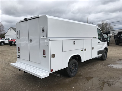 2018 Transit 350 4x2,  Reading Aluminum CSV Service Utility Van #X0499 - photo 2