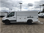 2018 Transit 350 4x2,  Reading Aluminum CSV Service Utility Van #X0499 - photo 7