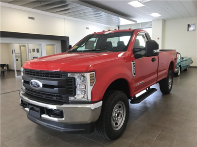 2018 F-350 Regular Cab 4x4,  Pickup #X0517 - photo 1