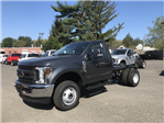 2018 F-350 Regular Cab DRW 4x4,  Cab Chassis #X0524 - photo 1