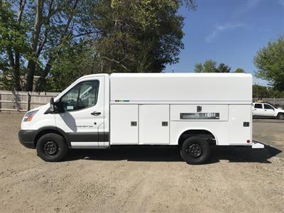 2018 Transit 350 4x2, Reading Aluminum CSV Service Utility Van #X0525 - photo 5