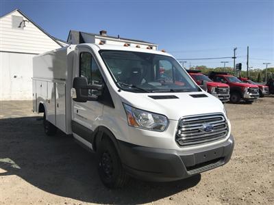 2018 Transit 350 4x2, Reading Aluminum CSV Service Utility Van #X0525 - photo 7