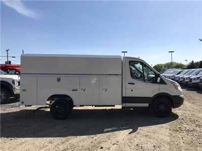 2018 Transit 350 4x2, Reading Aluminum CSV Service Utility Van #X0525 - photo 1
