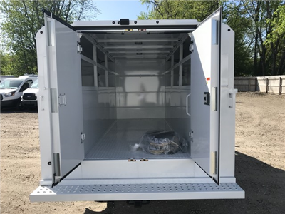 2018 Transit 350 4x2, Reading Aluminum CSV Service Utility Van #X0525 - photo 4
