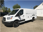 2018 Transit 350 4x2, Reading Aluminum CSV Service Utility Van #X0525 - photo 3