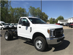 2018 F-350 Regular Cab DRW 4x4,  Cab Chassis #X0531 - photo 1