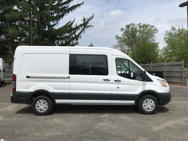 2018 Transit 250 Med Roof, Ranger Design Upfitted Van #X0553 - photo 3