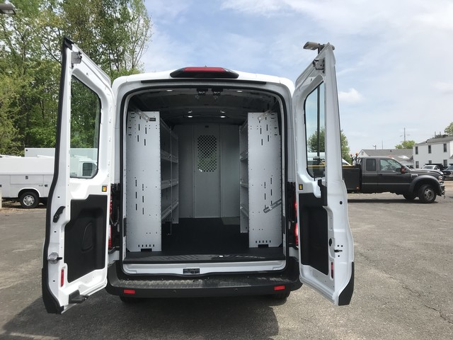 2018 Transit 250 Med Roof, Ranger Design Upfitted Van #X0553 - photo 12