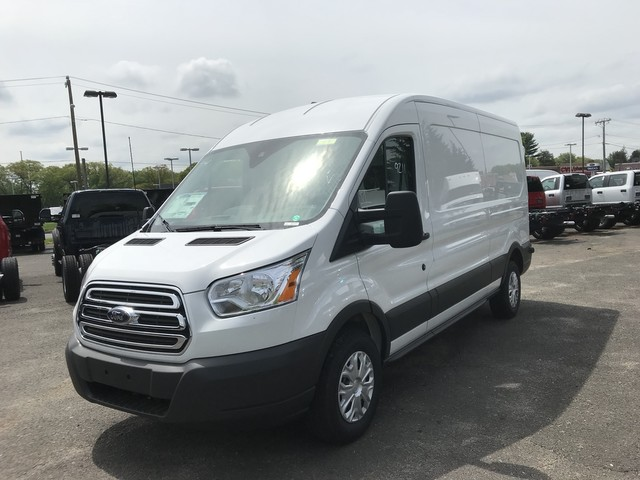 2018 Transit 250 Med Roof, Ranger Design Upfitted Van #X0553 - photo 5