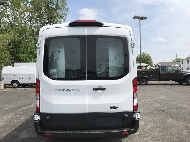2018 Transit 250 Med Roof, Ranger Design Upfitted Van #X0553 - photo 8