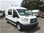 2018 Transit 250 Med Roof, Ranger Design Upfitted Van #X0553 - photo 1