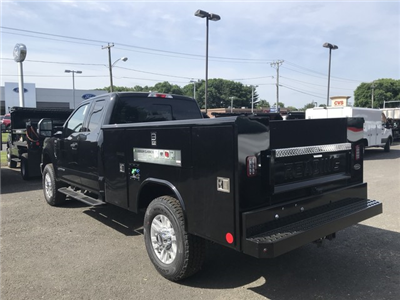 2018 F-350 Super Cab 4x4,  Reading Classic II Aluminum  Service Body #X0611 - photo 2
