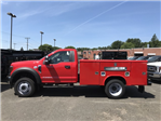 2018 F-550 Regular Cab DRW 4x4,  Reading Classic II Steel Service Body #X0663 - photo 3