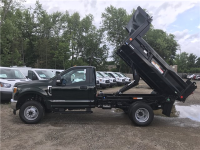 2018 F-350 Regular Cab DRW 4x4,  Reading Marauder Standard Duty Dump Body #X0714 - photo 4