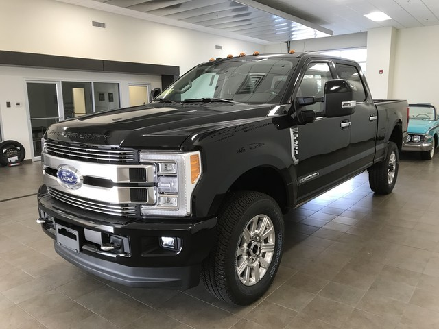 2018 F-350 Crew Cab 4x4,  Pickup #X0758 - photo 1