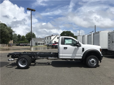 2018 F-450 Regular Cab DRW 4x4,  Cab Chassis #X0786 - photo 3