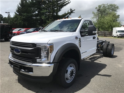 2018 F-450 Regular Cab DRW 4x4,  Cab Chassis #X0786 - photo 1