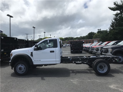 2018 F-450 Regular Cab DRW 4x4,  Cab Chassis #X0786 - photo 6