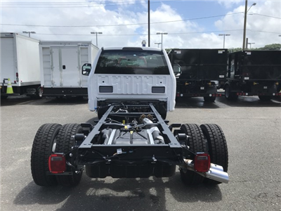 2018 F-450 Regular Cab DRW 4x4,  Cab Chassis #X0786 - photo 2