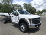 2018 F-450 Regular Cab DRW 4x4,  Cab Chassis #X0786 - photo 4