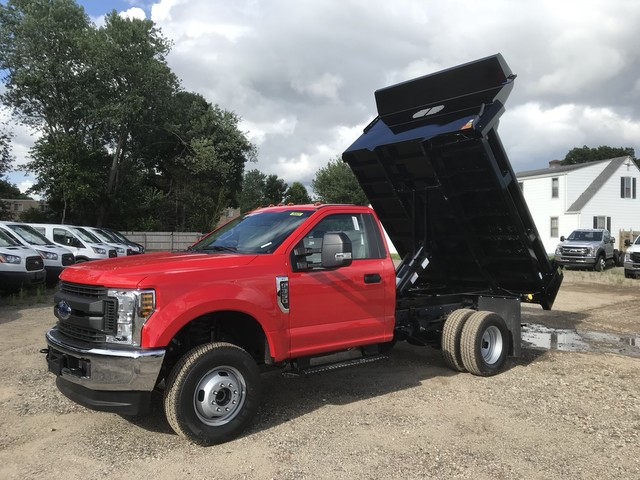 2018 F-350 Regular Cab DRW 4x4,  Rugby Eliminator LP Steel Dump Body #X0796 - photo 3