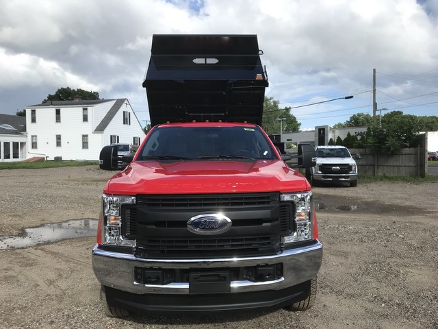 2018 F-350 Regular Cab DRW 4x4,  Rugby Eliminator LP Steel Dump Body #X0796 - photo 5