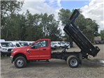 2018 F-350 Regular Cab DRW 4x4,  Rugby Eliminator LP Steel Dump Body #X0796 - photo 4