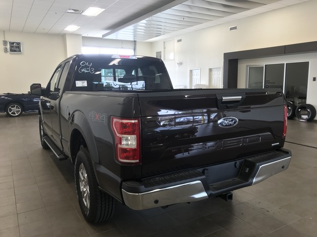 2018 F-150 Super Cab 4x4,  Pickup #X0823 - photo 4