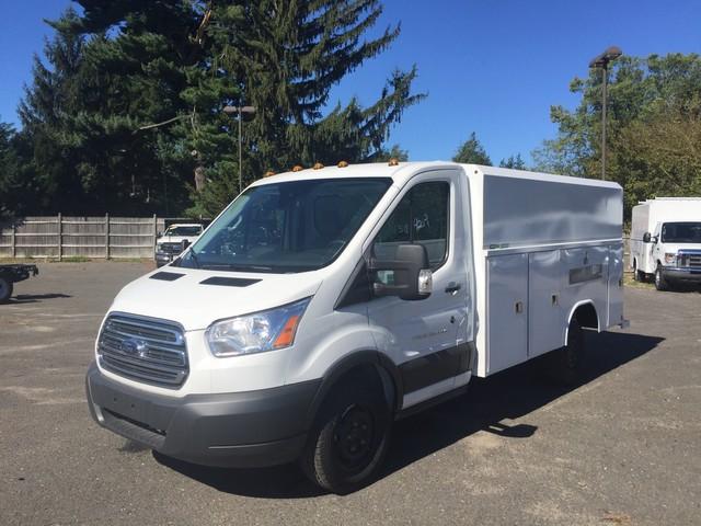 2018 Transit 350 4x2, Reading Aluminum CSV Service Utility Van #X1028 - photo 3