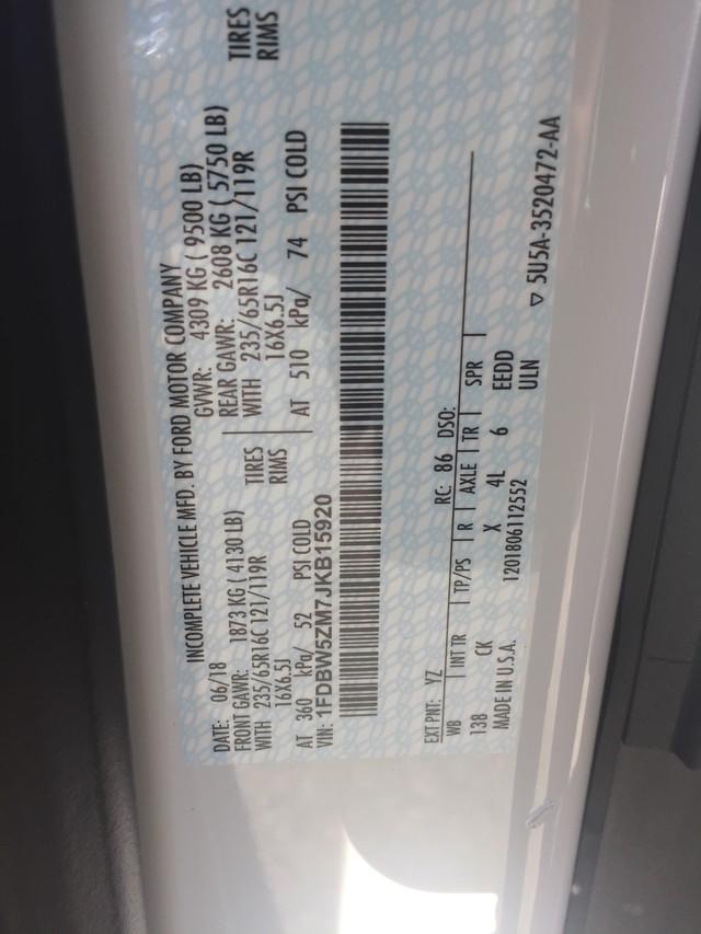 2018 Transit 350 4x2, Reading Aluminum CSV Service Utility Van #X1028 - photo 39