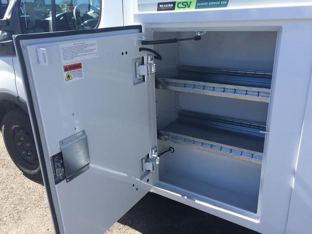 2018 Transit 350 4x2, Reading Aluminum CSV Service Utility Van #X1028 - photo 6