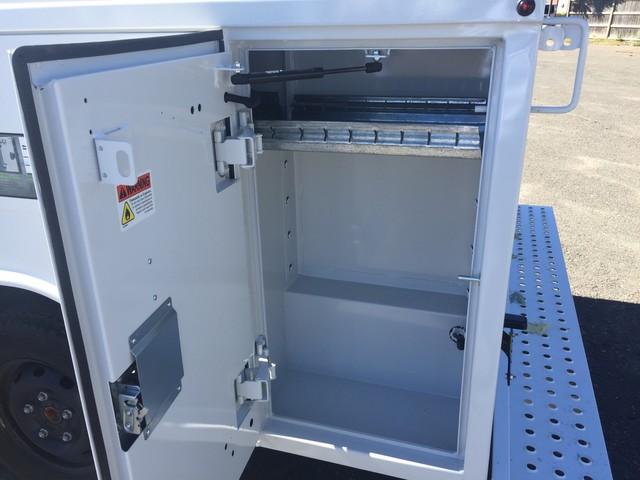 2018 Transit 350 4x2, Reading Aluminum CSV Service Utility Van #X1028 - photo 9