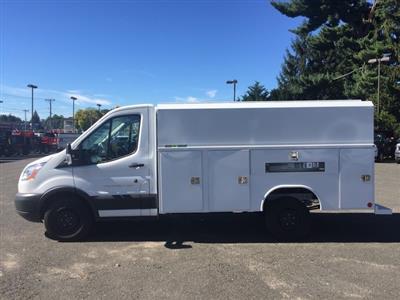 2018 Transit 350 4x2, Reading Aluminum CSV Service Utility Van #X1028 - photo 1