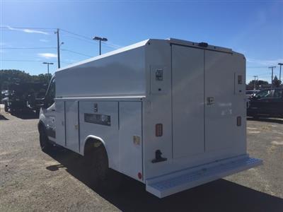 2018 Transit 350 4x2, Reading Aluminum CSV Service Utility Van #X1028 - photo 2