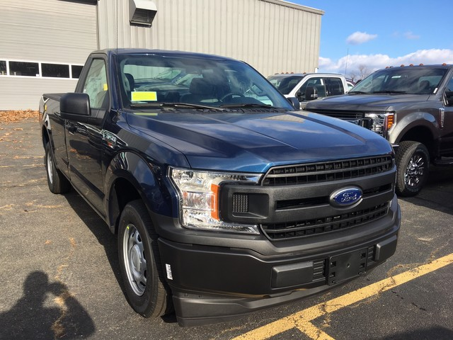 2018 F-150 Regular Cab 4x2,  Pickup #X1120 - photo 4