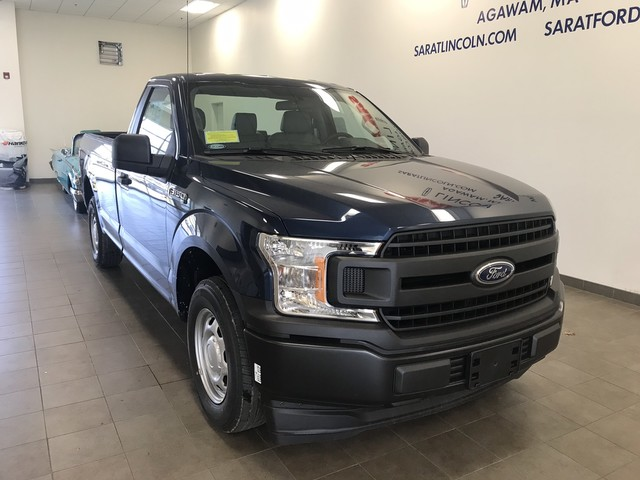2018 F-150 Regular Cab 4x2,  Pickup #X1123 - photo 3