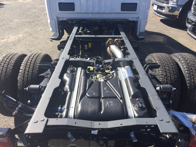 2019 F-350 Regular Cab DRW 4x4,  Cab Chassis #Y0031 - photo 22